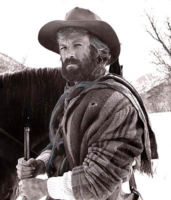 Robert Redford as Jeremiah Johnson