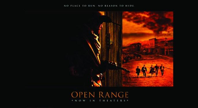 Open Range Banner