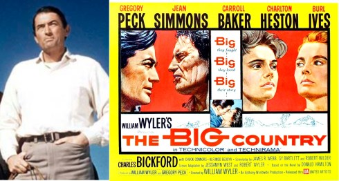 The Big Country 1958