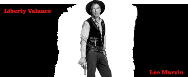 Liberty Valance - Lee Marvin - Iconic Images 2