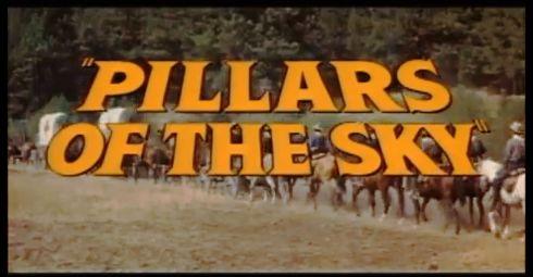 Pillars of the Sky (1956) Banner