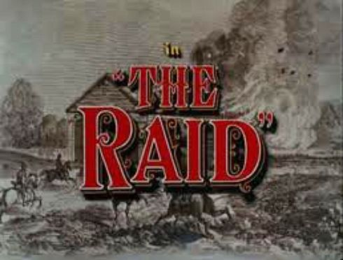 The Raid (1954) - Lee Marvin