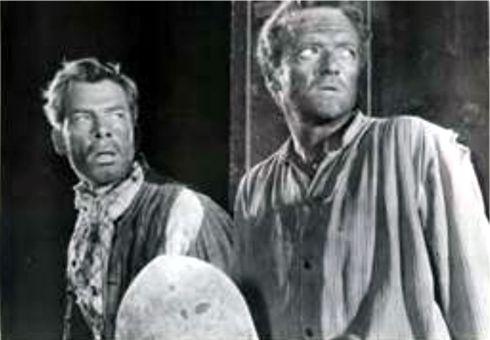 The Raid (1954) - Marvin - Heflin