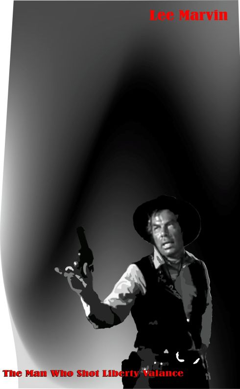 The Man Who Shot Liberty Valance - Showdown 2