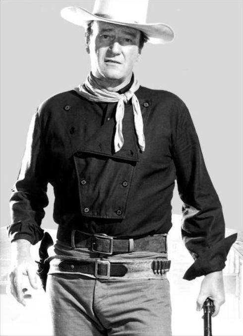 THE MAN WHO SHOT LIBERTY VALENCE - John Wayne 3