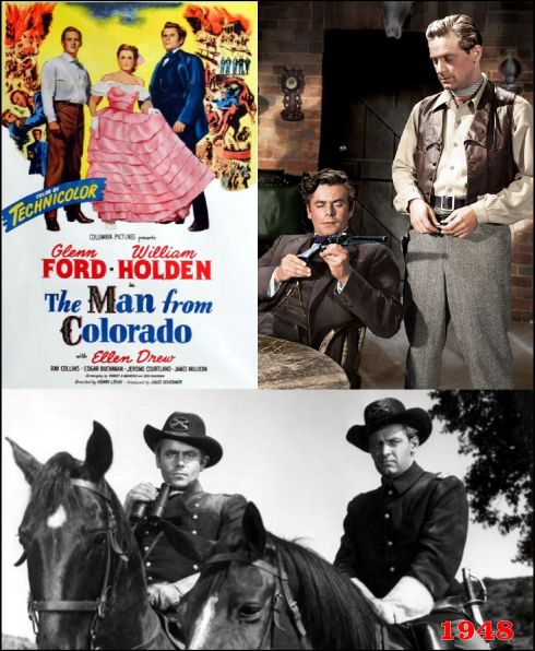 glenn ford posters the man from colorado