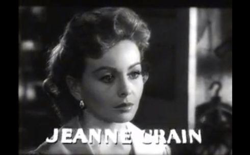 The Fastest Gun Alive - Jeanne Crain
