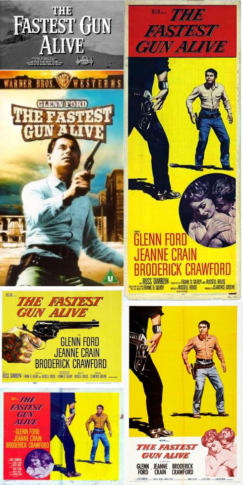 The Fastest Gun Alive poster 1