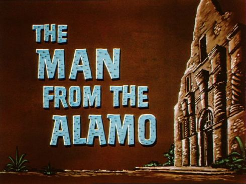 The Man from the Alamo banner