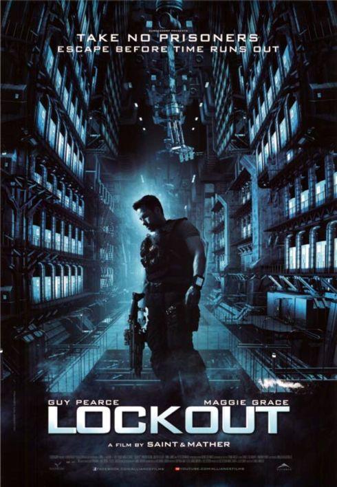 Guy Pearce - Lockout