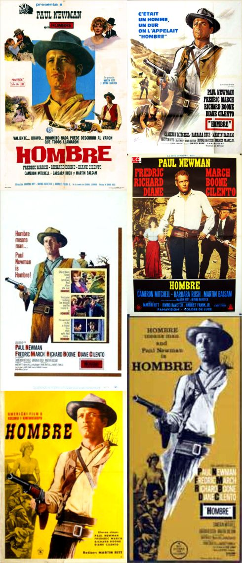 Hombre posters 2