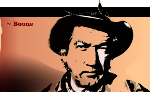 Hombre - Richard Boone 4