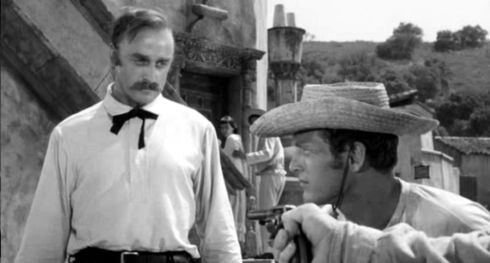 The Left Handed Gun - John Dehner - Paul Newman