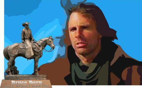 Bruce Dern - Golden Wrangler Award