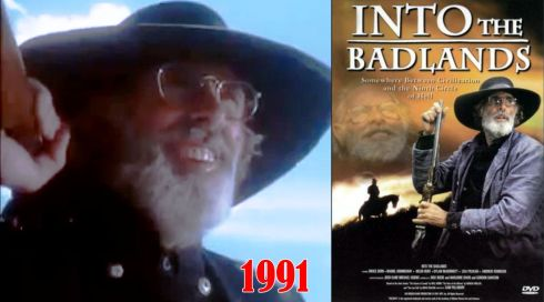 Into the Badlands - Bruce Dern