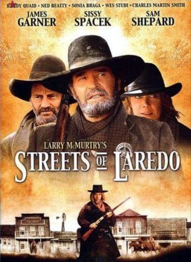 STREETS OF LAREDO DVD 4
