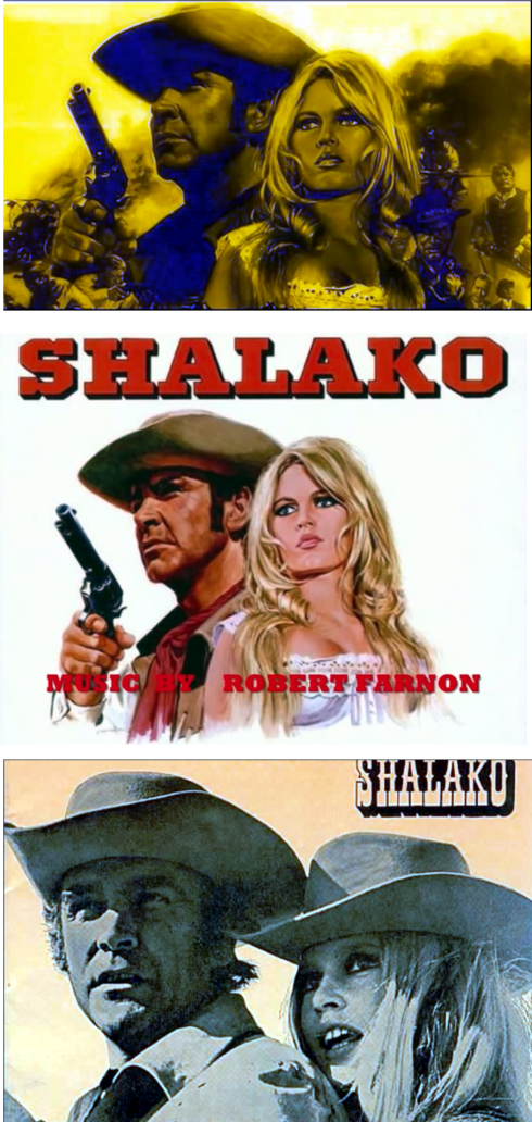 Shalako Poster 10