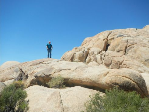 Joshua Tree rock formations 3