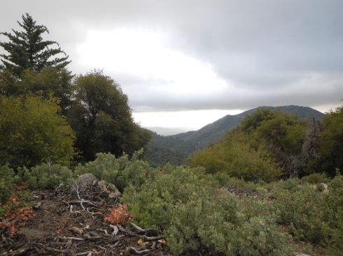 View from near Idyllwild