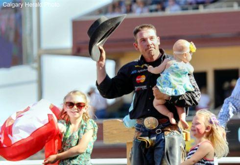 Scott Schiffner - Bull Riding