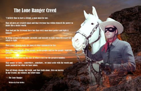The Lone Ranger Creed 2