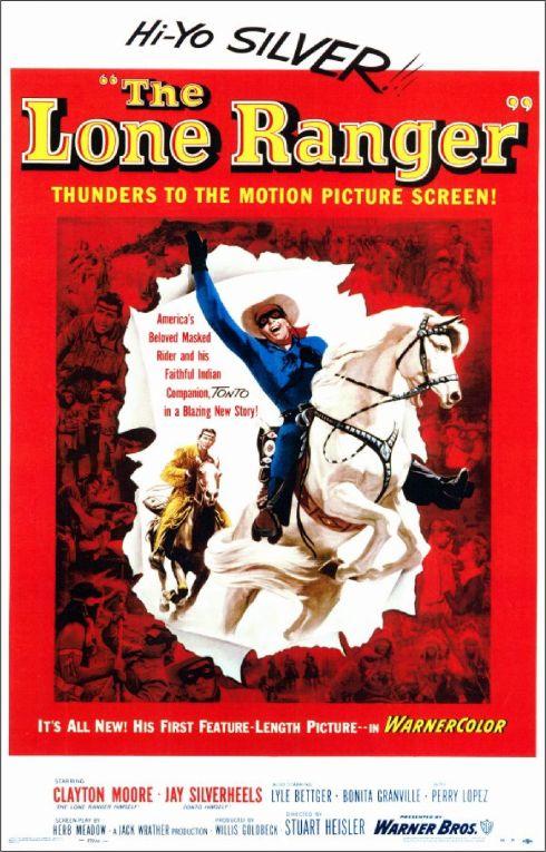 The Lone Ranger Poster 10