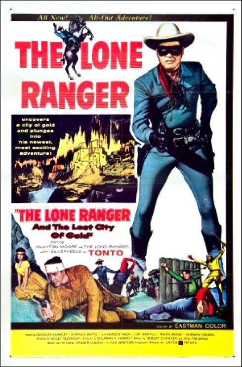 The Lone Ranger Poster 5