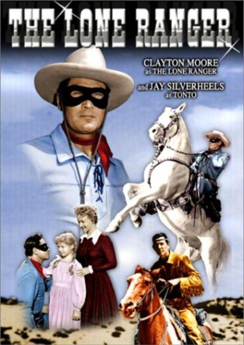 The Lone Ranger Poster 8