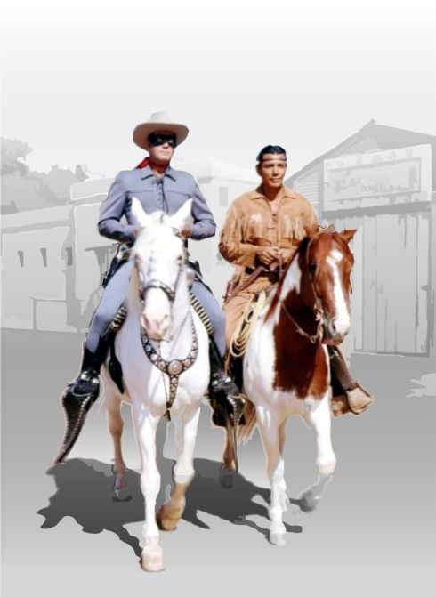 The Lone Ranger and Tonto 10