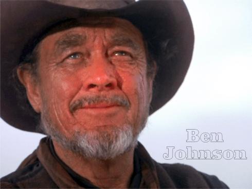 Ben Johnson 1