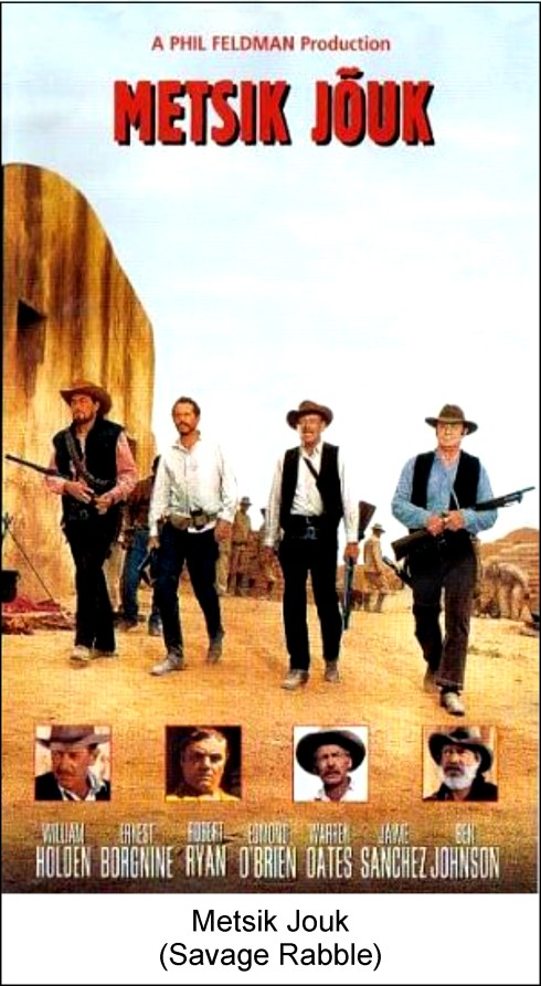 The Wild Bunch poster 16