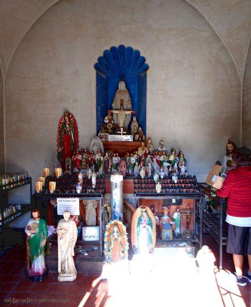 Mission San Xavier Del Bac 11