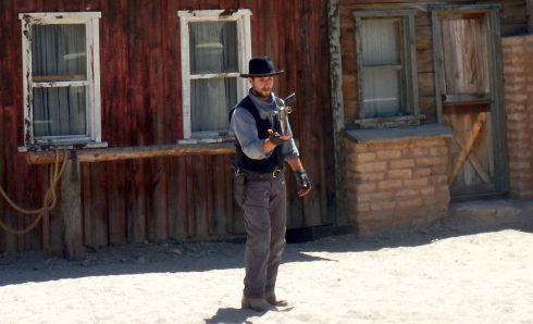 Old Tucson gun tricks