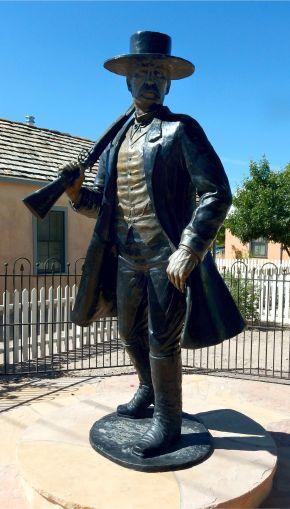 Wyatt Earp Statue