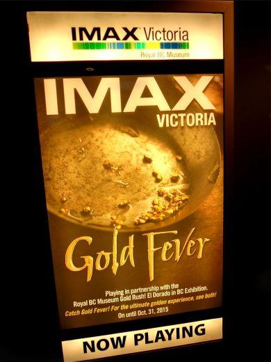 Gold Rush Imax