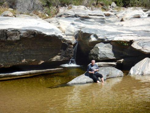 Sabino Canyon - Ah Yes ...