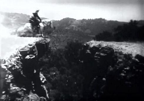Buck Jones cliff jump 5