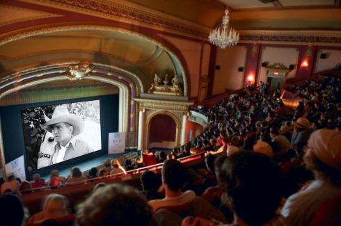 Buck Jones old time theatre
