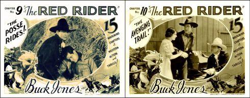 Buck Jones Serial Red Rider 2