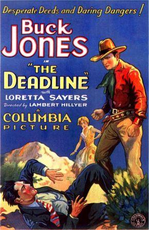 The Deadline Buck Jones 1930