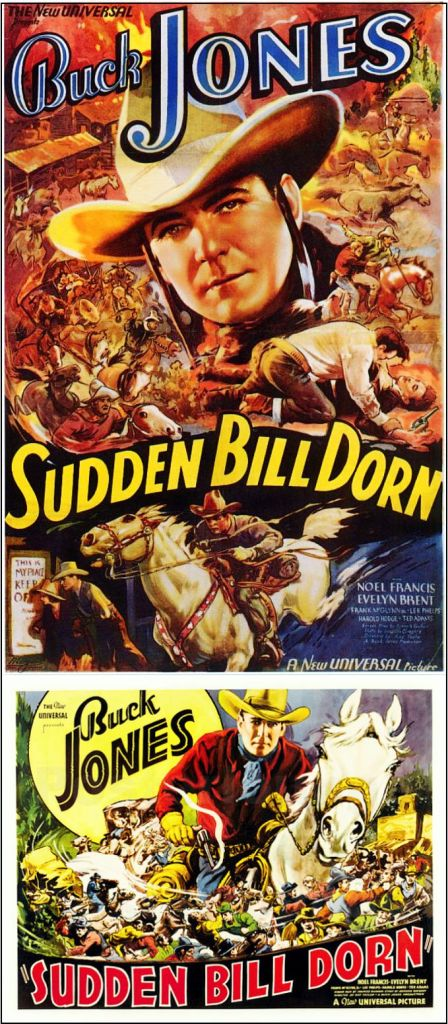 Sudden Bill Dorn 1937