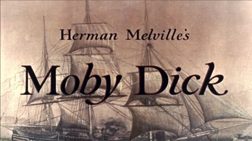 MAN IN THE WILDERNESS Moby Dick