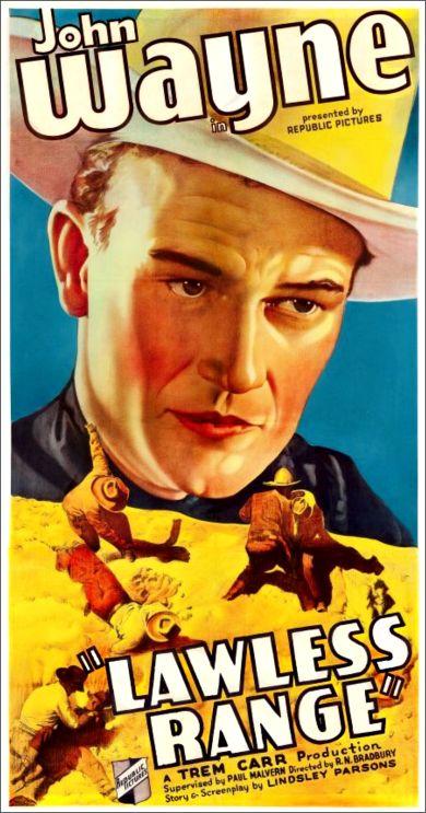 Lawless Range poster 1