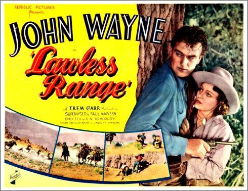 Lawless Range poster 4