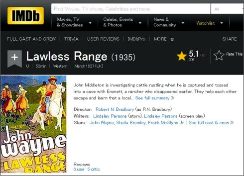 Lawless Range review 2