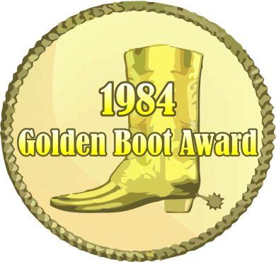 Golden Boot Award