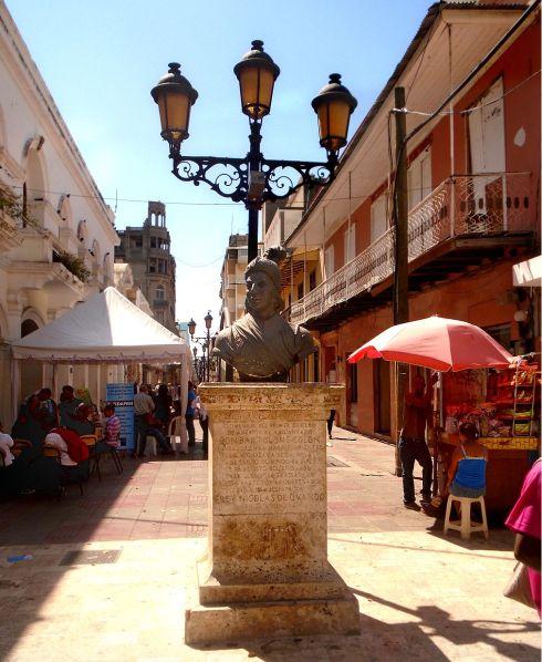 Santo Domingo downtown