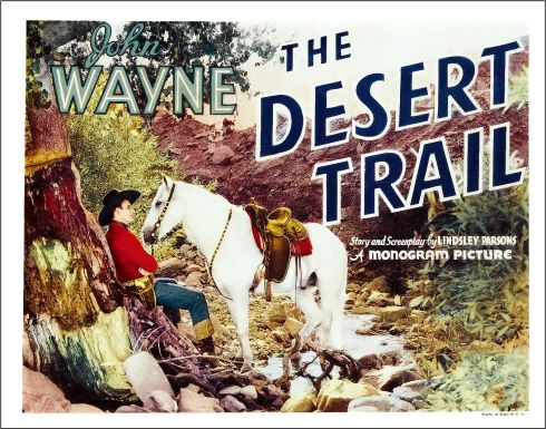 The Desert Trail poster 5