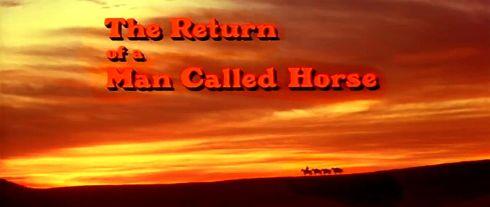 Return of Man Named Horse screen cap 4