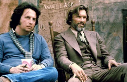 Heaven's Gate Michael Cimino and Kris Kristofferson 2